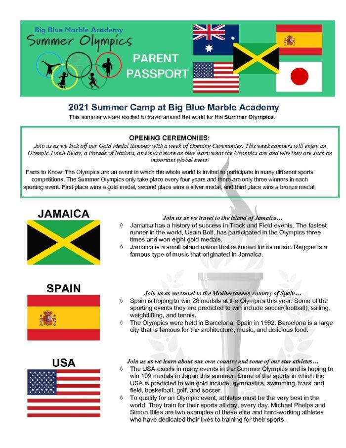 Parent passport document, recto